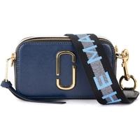 Borse Donna Tracolle Marc Jacobs Borsa a tracolla The  Snapshot Small Camera Bag Blu