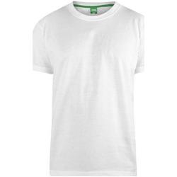 Abbigliamento Uomo T-shirt maniche corte Duke  Bianco