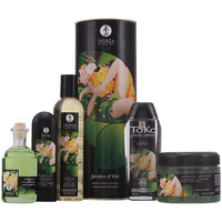 Bellezza Accessori per il corpo Shunga Garden Edo Organic Collec Lote 5 Pz 5 u