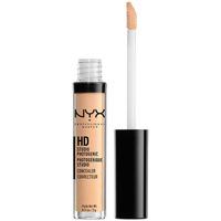 Bellezza Donna Contorno occhi & correttori Nyx Hd Studio Photogenic Concealer beige 3 Gr