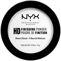 Bellezza Donna Blush & cipria Nyx Hd Finishing Powder Mineral Based translucent 8 Gr 8 g