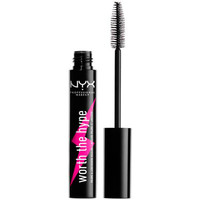 Bellezza Donna Mascara Ciglia-finte Nyx Worth The Hype Volume&lengthening Mascara black 7 ml