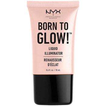 Bellezza Donna Illuminanti Nyx Born To Glow! Liquid Illuminator sunbeam  18 ml