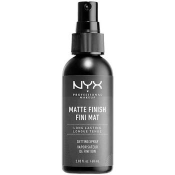Bellezza Donna Gel & Modellante per capelli Nyx Matte Finish Setting Spray  60 ml