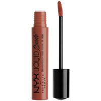 Bellezza Donna Rossetti Nyx Liquid Suede Cream Lipstick sandstorm