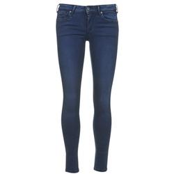 Abbigliamento Donna Pinocchietto Pepe jeans LOLA Blu