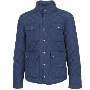 Abbigliamento Uomo Piumini Pepe jeans HUNTSMAN Marine