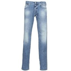 Abbigliamento Uomo Jeans dritti Diesel IAKOP Blu / CLAIR