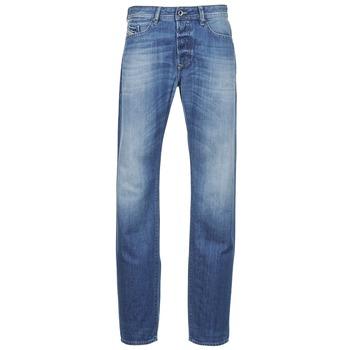 Abbigliamento Uomo Jeans dritti Diesel BUSTER Blu / CLAIR