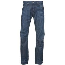 Abbigliamento Uomo Jeans dritti Diesel BUSTER Blu / SCURO
