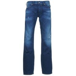 Abbigliamento Uomo Jeans dritti Diesel SAFADO Blu / Scuro