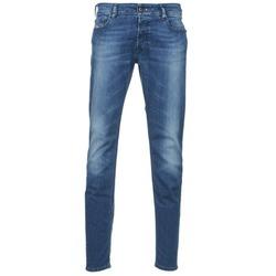 Abbigliamento Uomo Jeans slim Diesel SLEENKER Blu / MEDIUM