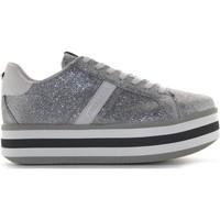 Scarpe Donna Sneakers basse Apepazza scarpe donna sneakers basse con platform S0ICIWPLUS01/GLT IMMA Argento