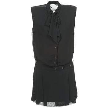 Abbigliamento Donna Abiti corti Diesel D-NEDORA-A Nero