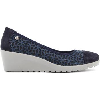 Scarpe Donna Ballerine Enval scarpe donna ballerine 5258522 BLU Pelle