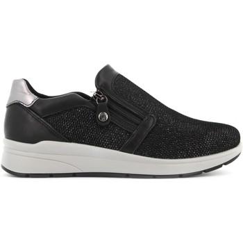 Scarpe Donna Slip on Enval scarpe donna sneakers basse 5272800 NERO Nero