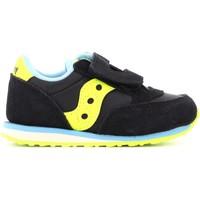 Scarpe Bambina Sneakers basse Saucony scarpe bambina sneakers basse SL262951 BABY JAZZ HL Nero