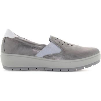Scarpe Donna Slip on Enval scarpe donna mocassini 5274766 ACCIAIO Acciaio