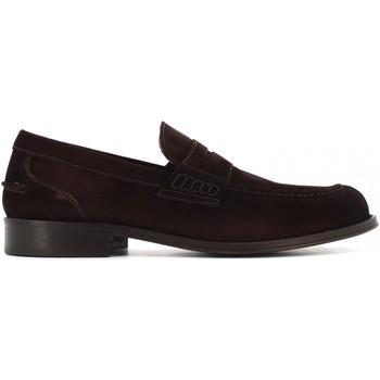 Scarpe Uomo Mocassini Antica Cuoieria scarpe uomo mocassini 20279-M-V29 MOUNT TESTA DI MORO Cuoio