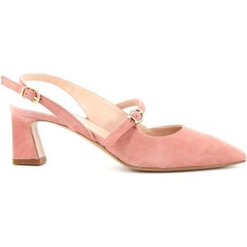 Scarpe Donna Décolleté Lara May scarpe donna decolletè 387 Cuoio