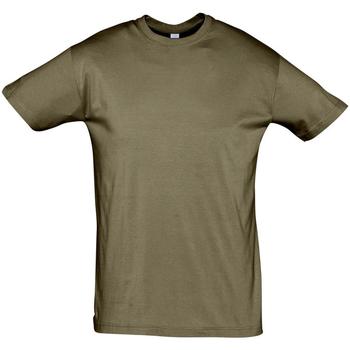 Abbigliamento Uomo T-shirt maniche corte Sols REGENT COLORS MEN Marrón
