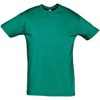 Abbigliamento Uomo T-shirt maniche corte Sols REGENT COLORS MEN Verde