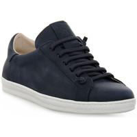 Scarpe Uomo Sneakers basse Bioline BIKE BLU Blu