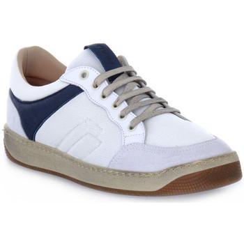 Scarpe Uomo Sneakers basse Frau TECNO WHITE Bianco