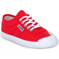 Scarpe Donna Sneakers basse Kawasaki FIERY RED Rosso