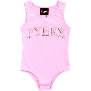 Abbigliamento Bambina Top / T-shirt senza maniche Pyrex 024858 Rosa