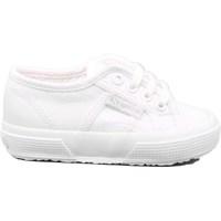 Scarpe Bambina Sneakers basse Superga 143 - S 0028T0 Bianco