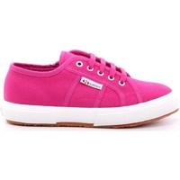 Scarpe Bambina Sneakers basse Superga 138 - S 0003C0 Fuxia
