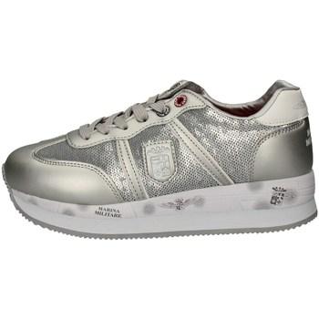 Scarpe Donna Sneakers basse Marina Militare MM1029 ARGENTO