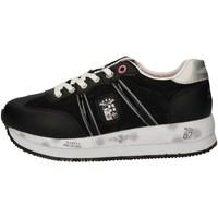 Scarpe Donna Sneakers basse Marina Militare MM1028 NERO