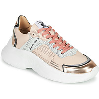 Scarpe Donna Sneakers basse John Galliano 3645 Rosa