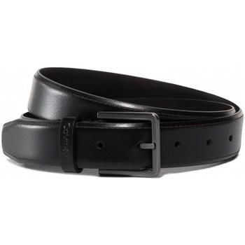 Accessori Uomo Cinture Calvin Klein Accessories k50k505452 Cinture Uomo Nero Nero