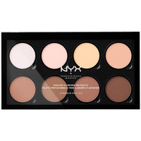 Bellezza Donna Illuminanti Nyx Highlight & Contour Pro Palette 8x2,7 Gr
