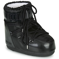 Scarpe Donna Stivali da neve Moon Boot MOON BOOT CLASSIC LOW GLANCE Nero