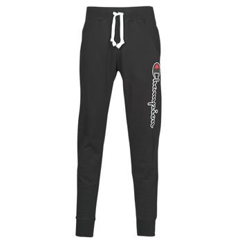 Abbigliamento Uomo Pantaloni da tuta Champion HEAVY COMBED COTTON Nero