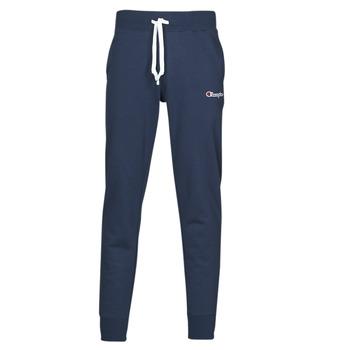 Abbigliamento Uomo Pantaloni da tuta Champion HEAVY COMBED COTTON Marine