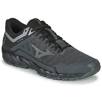 Scarpe Uomo Running / Trail Mizuno WAVE IBUKI 3 GTX Nero