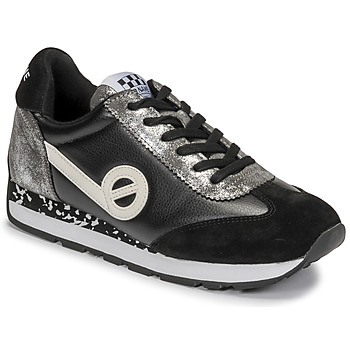 Scarpe Donna Sneakers basse No Name CITY RUN JOGGER Nero / Bianco