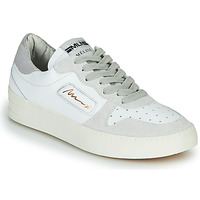 Scarpe Donna Sneakers basse Meline STRA-A-1060 Bianco / Beige