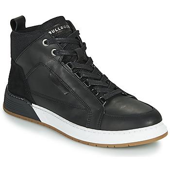 Scarpe Bambino Sneakers alte Bullboxer AOF500E6L-BLCK Nero