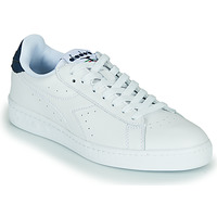 Scarpe Sneakers basse Diadora GAME L LOW OPTICAL Bianco / Blu