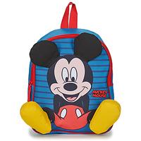 Borse Bambino Zaini Disney BACKPACK MICKEY Multicolore