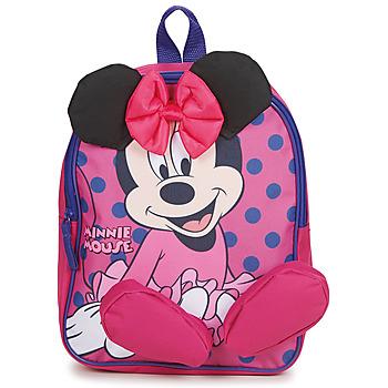 Borse Bambina Zaini Disney BACKPACK MINNIE Rosa
