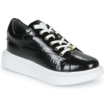 Scarpe Donna Sneakers basse Love Moschino JA15494G0B Nero