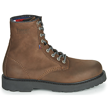 Tommy Jeans NUBUCK WARMLINED LACE UP BOOT
