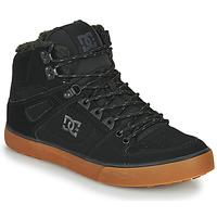 Scarpe Uomo Sneakers alte DC Shoes PURE HT WC WNT M Nero